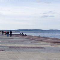 Lake Onega quay / Petrozavodsk, Russia, Петрозаводск