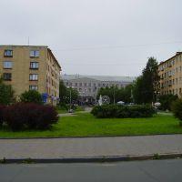 Университет, Петрозаводск
