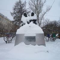 Памятник Карлу Марксу и Фридриху Энгельсу, Петрозаводск
