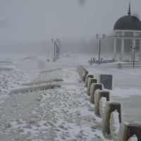 Зима после шторма, Петрозаводск
