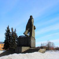 Памятник Владимиру Ильичу Ленину, Петрозаводск