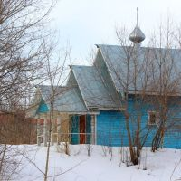 Сергиевская часовня на Неглинском кладбище, Петрозаводск