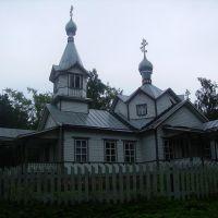 Церковь в Питкяранте, Питкяранта
