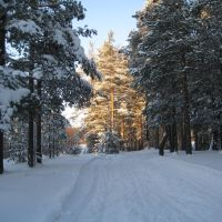 Лыжная база, Питкяранта