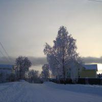 улица Горького (ранее ул.Береговая, еще ранее Rantatie), Питкяранта