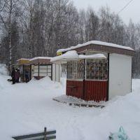 Ларьки на ул. Титова, Питкяранта