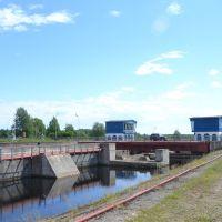 Беломоробалтийский канал, Повенец