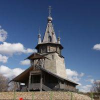 Храм Святителя Николая., Повенец
