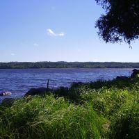 берег, Пряжа