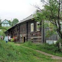 2010-07 Prääsän kylä, Пряжа