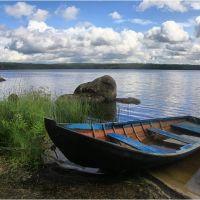 Pryaza, Karelia, Russia, Пряжа