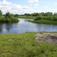 Sjuravka river, Пудож
