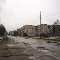 ул.Комсомольская, Пудож