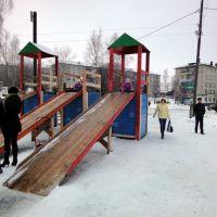 Зимний городок, Пудож