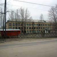 Средняя школа №1, Пудож