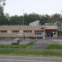 вокзал, Сегежа