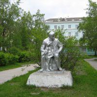 Памятник Ленину - Lenin, Сегежа