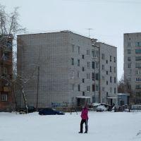 ул. Спиридонова, 13, Сегежа