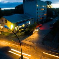 Night live of Sortavala, Сортавала
