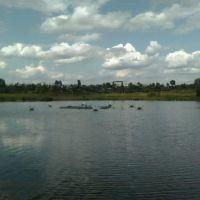 Озеро Горячее, Анжеро-Судженск