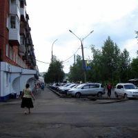 Юбилейный, Анжеро-Судженск
