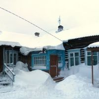 Анжеро-Судженск, ул. Перовской, 35, двор, Анжеро-Судженск
