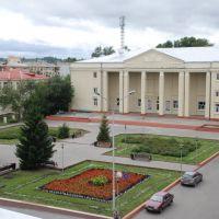 С дома культуры, Анжеро-Судженск