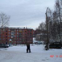 Двор Детского мира, Анжеро-Судженск