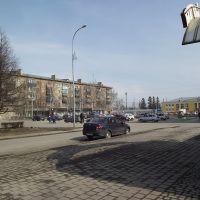 Белово, привокзальная площадь, Белово