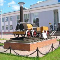 2009-07-27 Белово ЖД Вокзал, Белово