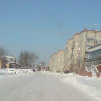ул. Железнодорожная, Белово