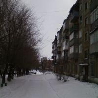 ул.Октябрьская, д.29 (двор), Белово
