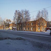 двухэтажки ул.Ленина г.Белово, Белово