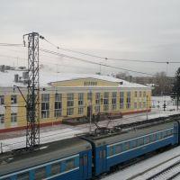 Вокзал г. белово, Белово