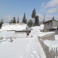 Снега как всегда здесь много-Snow as always there are many, Белогорск