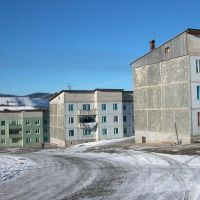 Начало ноября в Белогорске-Beginning in November Belogorsk, Белогорск