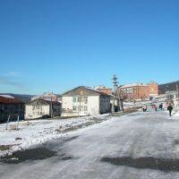 Старый посёлок- Old village, Белогорск