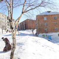 Белогорск в марте 2012, Белогорск