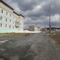 Улица Космонавтов, Белогорск