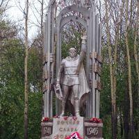 Памятник Героям ВОВ, Березовский