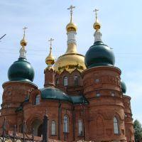 Храм Иоанна Крондштадского, Березовский
