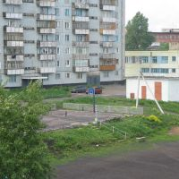 Молодежный Бульвар, Березовский