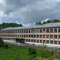 Школа 16, Березовский