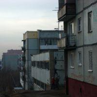 Дома, Березовский