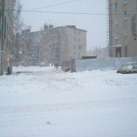 Немного снега, Березовский