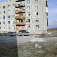 Гурьевск 010 ул.Чапаева, 8 - панорама, Гурьевск