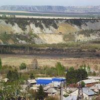 Гурьевск 097 грузовик на отвалах, Гурьевск