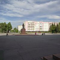 Гурьевск 118 на площади, Гурьевск