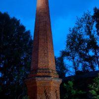 Башня старой котельной, Итатский