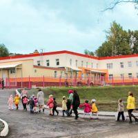 Калтан. Детский садик. 2011, Калтан